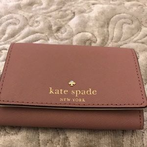Kate spade small card wallet.